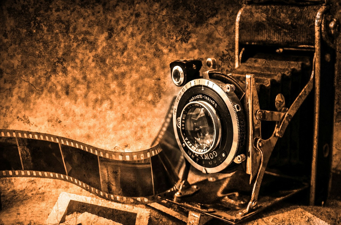 Camera - Pixabay